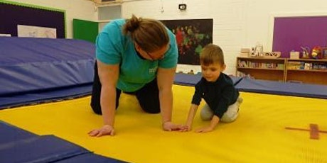 Rebound Therapy: therapeutic play tickets