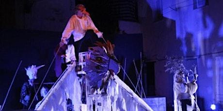 Famiglie a teatro - L'Orlando Furioso biglietti