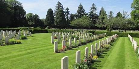 CWGC War Graves Week Tours - Oxford Botley Cemetery tickets