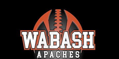 Wabash Football Golf Scramble tickets