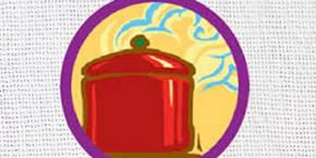 Junior Girl Scouts -- Simple Meals cooking badge class! tickets