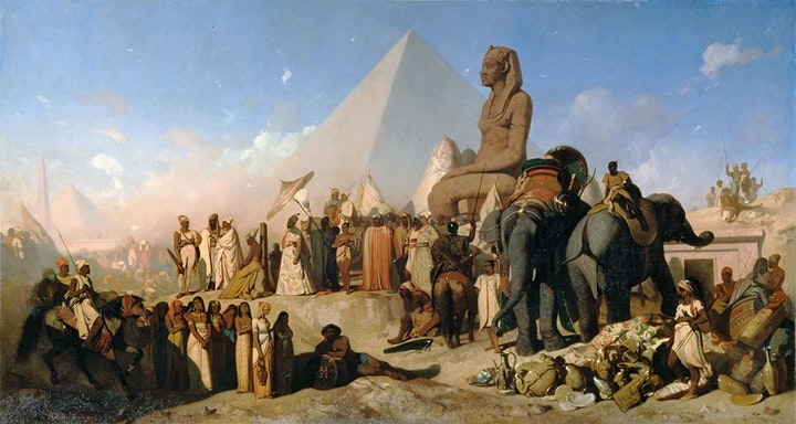 The Fall of Ancient Egypt: From the Last Ramses to the Persians image