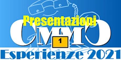 Presentazioni Esperienze n.1 - Quelli che aspettano...Premi CMMC 2021 biglietti