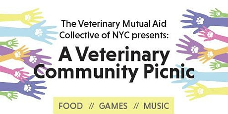 Veterinary Community Picnic tickets