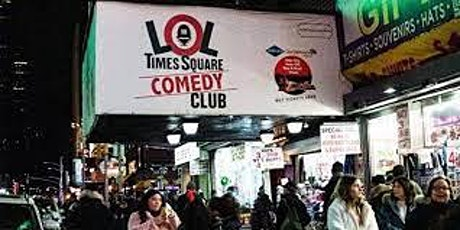 LOL Times Square Comedy club NYC - General Admission tickets