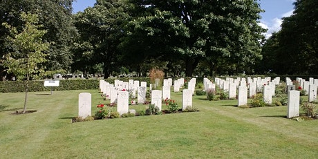CWGC War Graves Week Tours - Grimsby (Scartho Road) Cemetery tickets