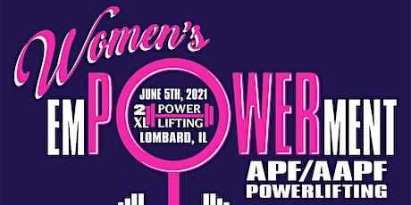 2021 Women's EmPOWERment Meet - Spectators / Coaches tickets