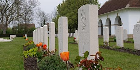 CWGC Tours - Cambridge City Cemetery tickets