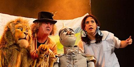 Tutti a teatro - Il mago di Oz biglietti