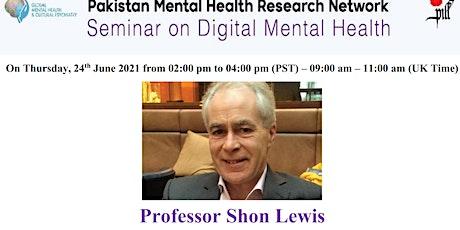 Seminar on Digital Mental Health tickets