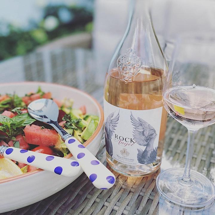Rosé Wine Fest Summer 2021 Session One 2-4pm image