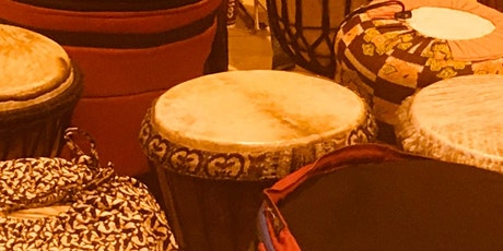 West African Drumming Class Level Two (@The Haven) tickets