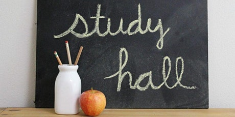 One Last Drama-Free Study Hall Before Tax Day! tickets
