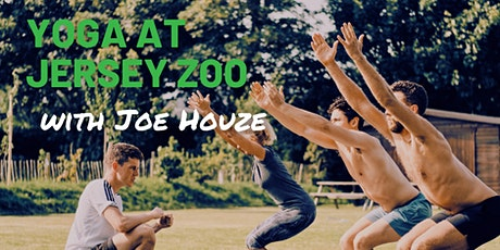 Yoga at Jersey Zoo tickets