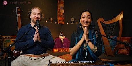 Kīrtan & Mantra Concert w/ Sheela Bringi & Brent Kuecker Benefit for India tickets