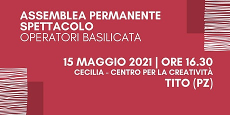 Assemblea Permanente dello Spettacolo in Basilicata biglietti