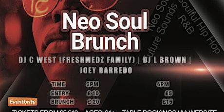 Neo Soul Brunch tickets