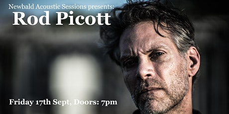 Newbald Acoustic Sessions presents Rod Picott tickets