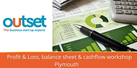 Profit & Loss, Balance Sheet and Cashflow Workshop tickets