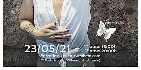 """Neus Ferri + Expo """"Apnea"""" en El Volander entradas"""