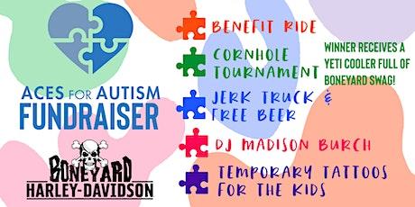Aces for Autism Cornhole Tournament tickets