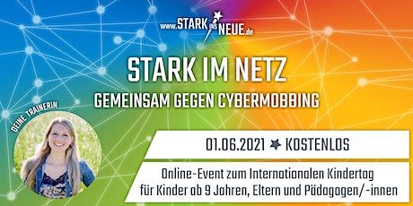 STARK IM NETZ – Gemeinsam gegen Cybermobbing mit Monika Schuderer Tickets