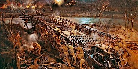 """13 maggio '44... """"Amazon Bridge"""" biglietti"""