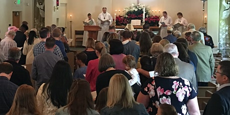 10:30 AM Holy Eucharist • June 27, 2021 tickets