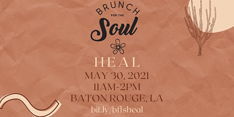 Brunch for the Soul: HEAL tickets