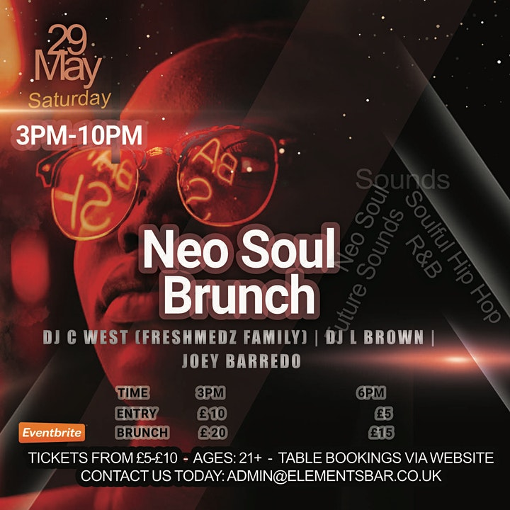 Neo Soul Brunch image