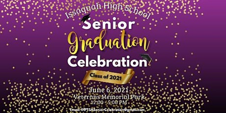 IHS 2021 Senior Celebration tickets