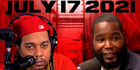 Its Up There Podcast Live Event! Feat Dr Umar Johnson Live Show Recording tickets