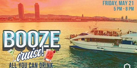 Sunset Booze Cruise entradas