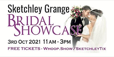 Sketchley Grange Bridal Showcase tickets