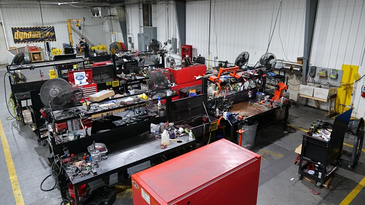 Lead Foot Factory, Private Tours: Learn about Automotive Drivetrain Manuf. image