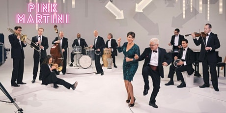 Pink Martini - Hyannis biglietti