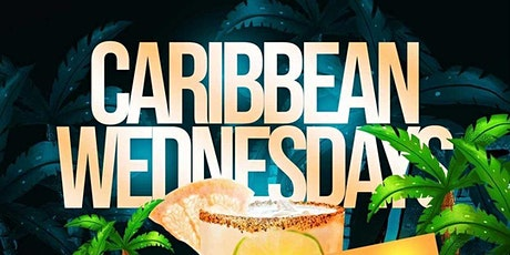 Caribbean Wednesdays | The Dinner Party Experience | Happy Hour 5pm-7pm tickets