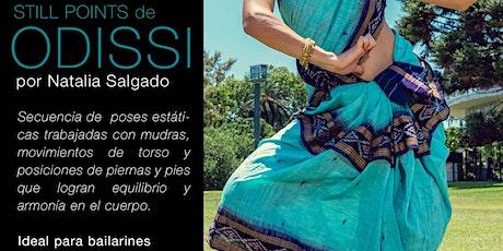 ODISSI - Still points - Danza clásica de la India entradas