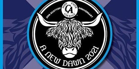 A NEW DAWN 2021, Scotland's Annual Convention tickets