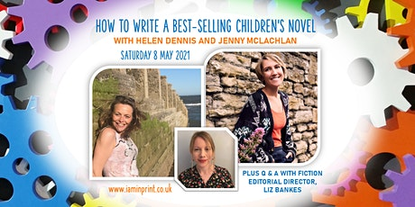 How To Write A Best-Selling Children's Novel tickets