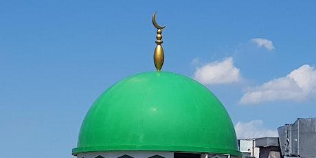 Masjid-e-Umer Fajr/First Eid Jamaat 4.40 and 5.30 tickets
