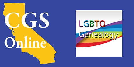 LGBTQ Genealogy tickets