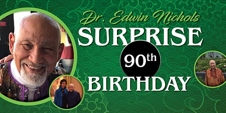 Surprise Birthday Dinner Celebration In-Person with Dr. Nichols tickets