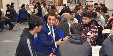 Harrow College - Developing Interview Skills in ESOL Business Students tickets