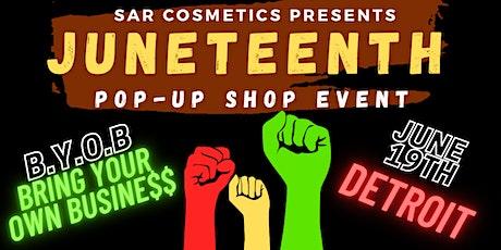 Juneteenth POP-UP Shop Event tickets