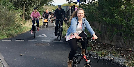 Community Cycle Club '6 Parks' ride tickets