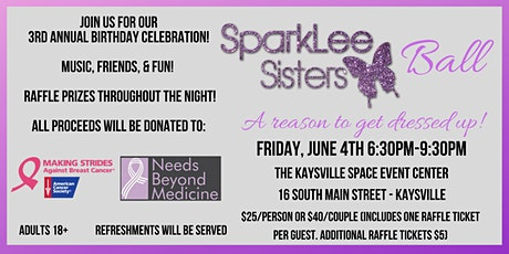 SparkLee Sisters Ball tickets