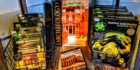 Funventure: Archaeology tickets