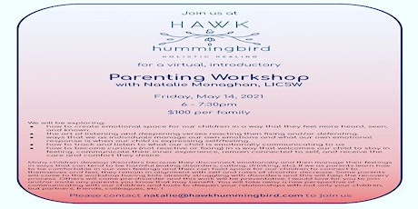 Fostering Deeper Emotional Connections with Our Children tickets