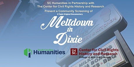 Meltdown In Dixie Virtual Screening and Discussion tickets